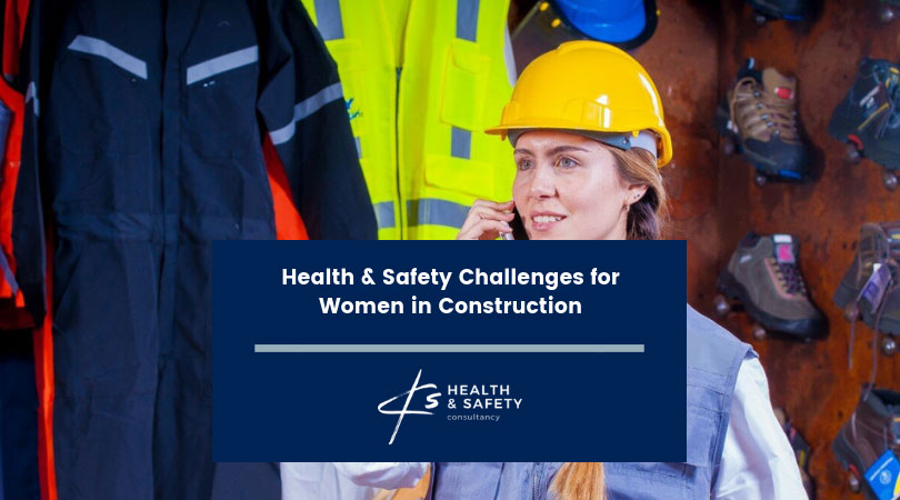Health and Safety Challenges for Women in Construction