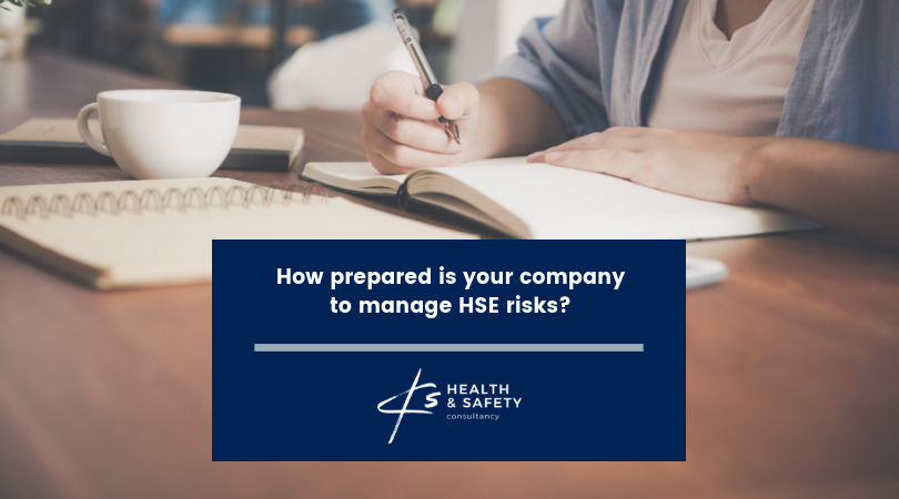 How prepared is your company to manage HSE risks?