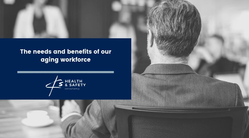 The needs and benefits of our ageing workforce