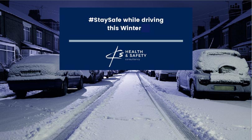 #StaySafe while driving this Winter