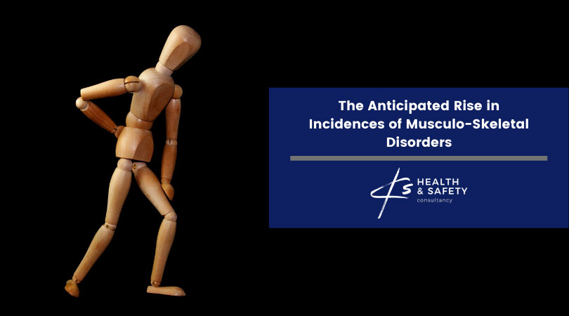 The Anticipated Rise in Incidences of Musculo-Skeletal Disorders